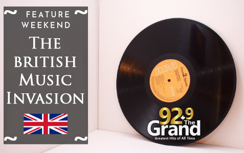 Double Feature Weekend - British Music Invasion