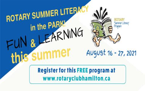 Rotary fun learning