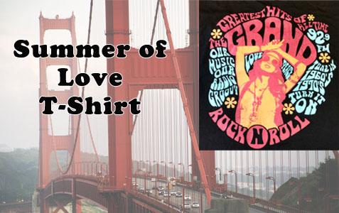 T-shirt--Summer-of-Love
