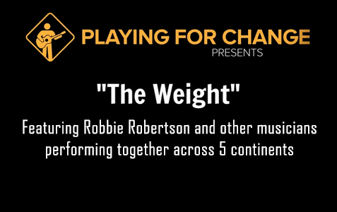 The Weight | Robbie Robertson