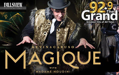 Magique at Fallsview Casino