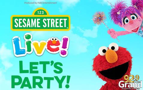 Sesame Street Live - Lets Party!