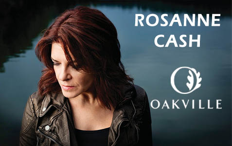 Rosanne Cash at Oakville Centre