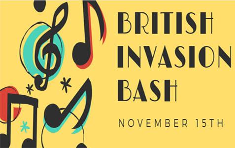 British Invasion Bash