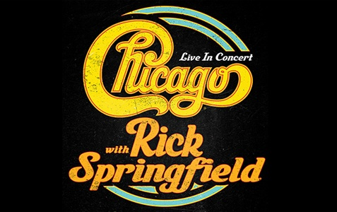 POSTPONED: Chicago With Rick Springfield
